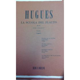 Hugues – La scuola del flauto op 51 secondo grado