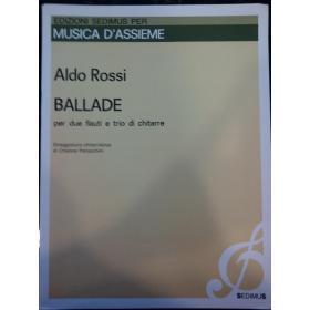 Aldo Rossi – Ballade