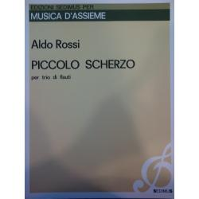 Aldo Rossi – piccolo scherzo