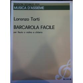 Lorenzo Torti – Barcarola facile