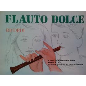 Alessandro Vinci – il flauto dolce album n.2