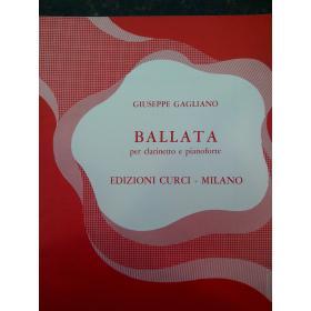 Giuseppe Gagliano – Ballata