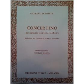 Gaetano Donizetti – Concertino