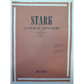 Stark – 24 studi di virtuosismo op 51 fascicolo 1