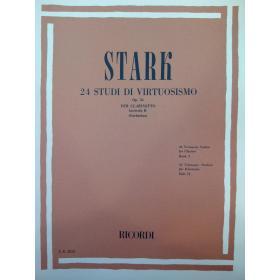 Stark – 24 studi di virtuosismo op 51 fascicolo 2