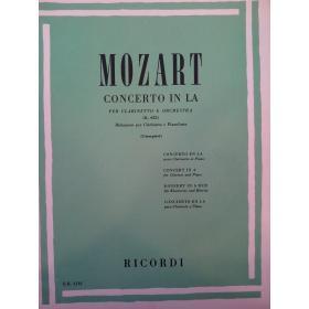 Mozart – Concerto in la