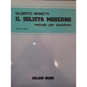 Gilberto Monetti – il solista moderno