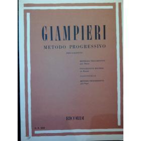 Giampieri – Metodo progressivo per fagotto