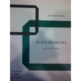 Jacopo Napoli – Suite floreale per fagotto solo