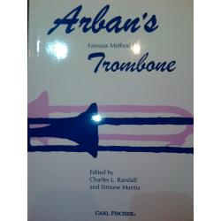 Arban' s – Famous method for Trombone