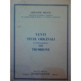 Giovanni Drago – Venti studi originali