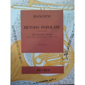 Bianchini – Metodo popolare per flicorno tenore