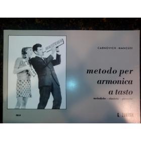 Carnovich - Mancusi – Metodo per armonica a tasto