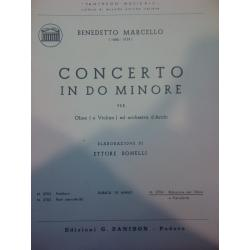 Benedetto Marcello – Concertino in do minore