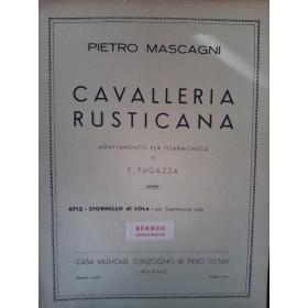 USATO: Pietro Mascagni – Cavalleria rusticana