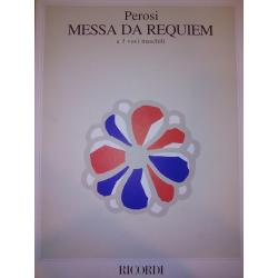 Perosi – Messa da requiem