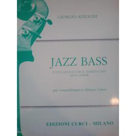 Giorgio Azzolini – Jazz Bass per Contrabbasso e Chitarra Basso