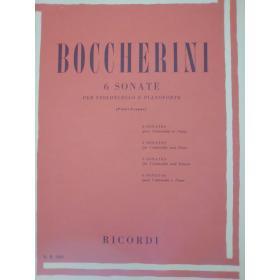 Boccherini – Sei sonate