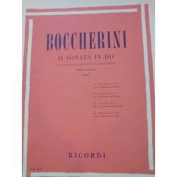 Boccherini – seconda sonata in do