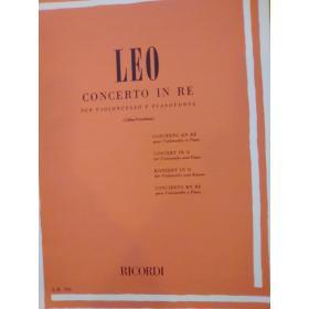 Leo – concerto in re