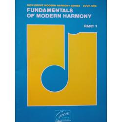 Dick grove – fundamentals of modern harmony book one part 1