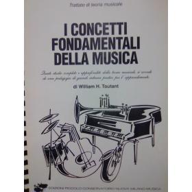 William H. Toutant – I concetti fondamentali della musica
