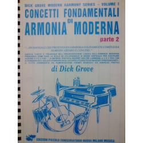Dick grove – Concetti fondamentali di armonia moderna volume 1 parte 2