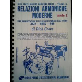 Dick Grove - Relazioni Armoniche Moderne (Vol. 2, Parte 2).