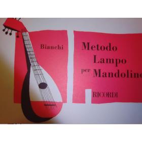 Bianchi – Metodo lampo per mandolino