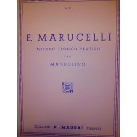 E.Maruncelli – Metodo teorico pratico per mandolino