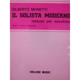 Gilberto monetti – Il solista moderno parte 1
