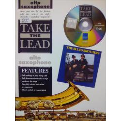 take to lead – the blues brothers for alto saxophone