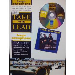 Take the lead – the blues brothers for tenor saxopone