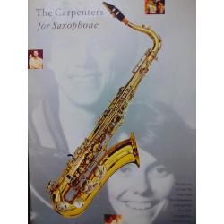 The carpenters – for saxophone