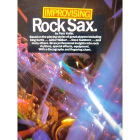 Pete yellin – Improvvising rock sax