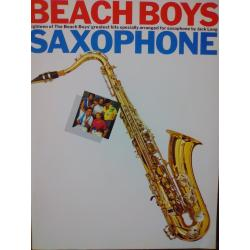 Beach boys – saxophone