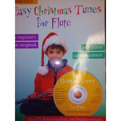 AAVV – Easy christmas tunes for flute