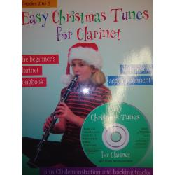 AAVV – Easy christmas tunes for clarinette