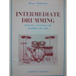 Roger Robertson – Intermediate drumming.