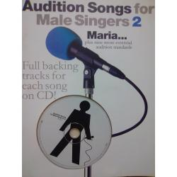 AAVV – Audition songs for male singer 2