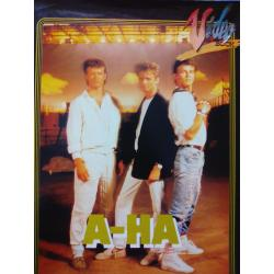 Video book A-Ha