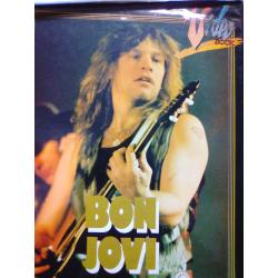 Video book Bon jovi