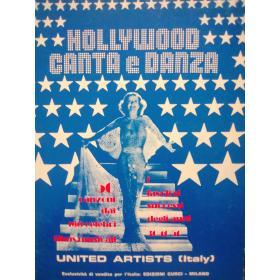 AAVV – Hollywood canta e danza