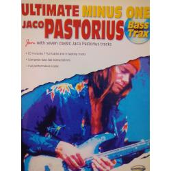 Jaco Pastorius – Ultimate minus one