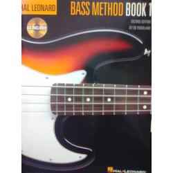 Ed Friedland – bass method book 1 second edition