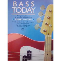 USATO: Jerry snider – bass today