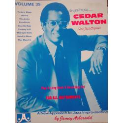 USATO: Jamey Aebersold – For you to play Cedar walton