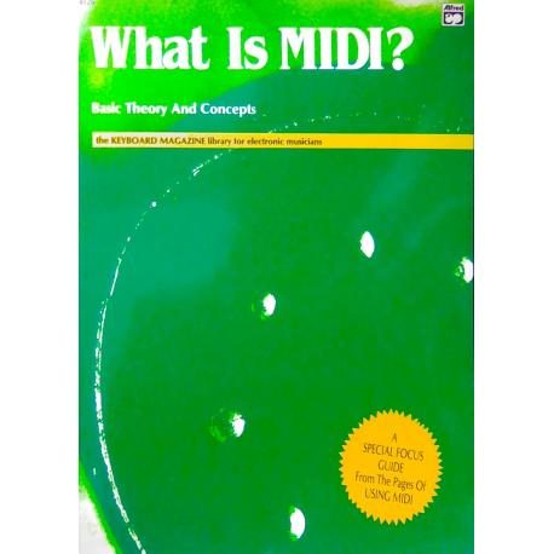 Helen Casabona, David Frederick – What is MIDI?