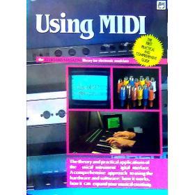 Helen Casabona, David Frederick – Using MIDI.