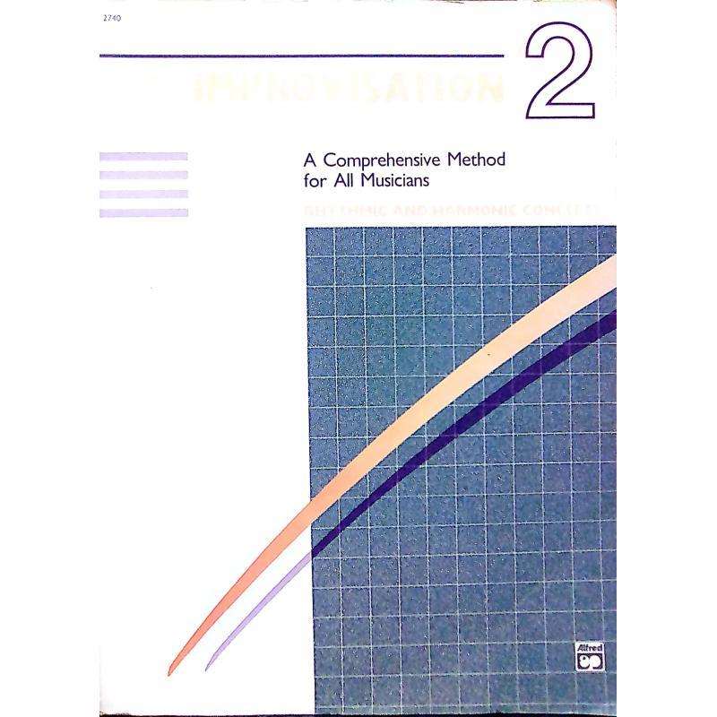 David Baker - Advanced Improvisation (Vol. 2).